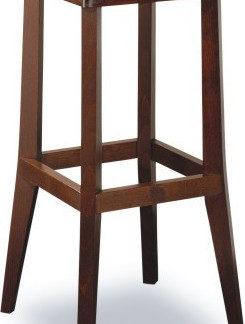 ATAN Barová dřevěná židle 371 048 Daniel - II.jakost
