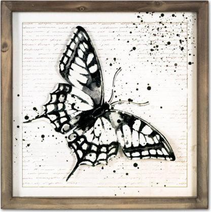 Autronic Obraz motýl OBX1048