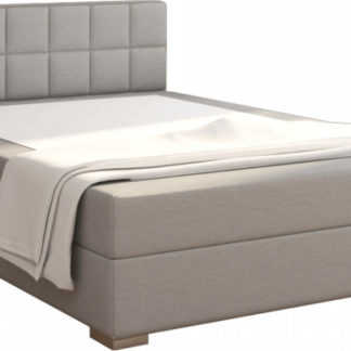 Tempo Kondela Boxpringová postel FERATA KOMFORT 140x200