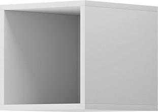 Tempo Kondela Úložný box SPRING ERR30 - bílá + kupón KONDELA10 na okamžitou slevu 3% (kupón uplatníte v košíku)