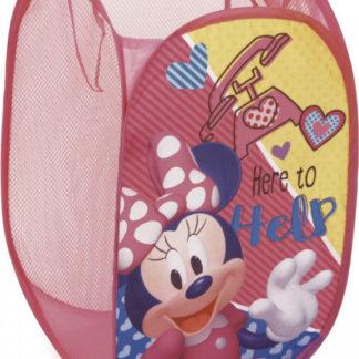 Arditex Dětský skládací koš na hračky Minnie