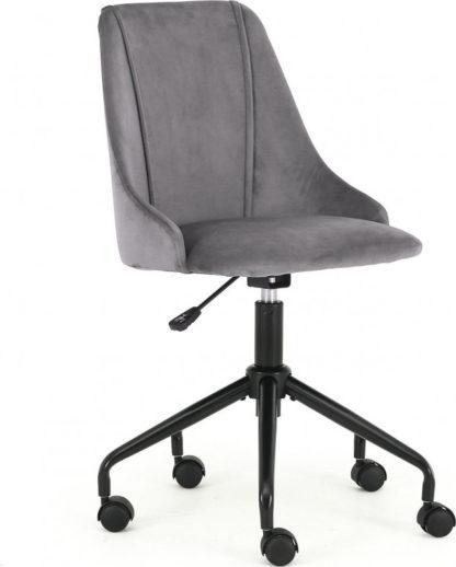 Halmar Kancelářská židle BREAK - tmavě