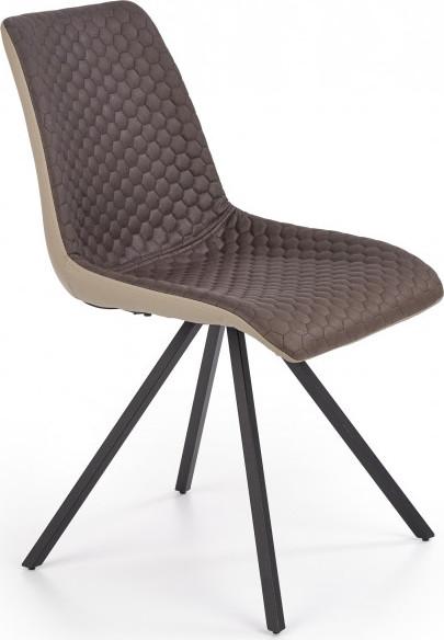 Halmar Jídelní židle K394 - šedá