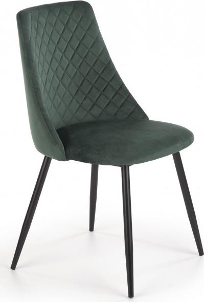 Halmar Jídelní židle K405 - zelená