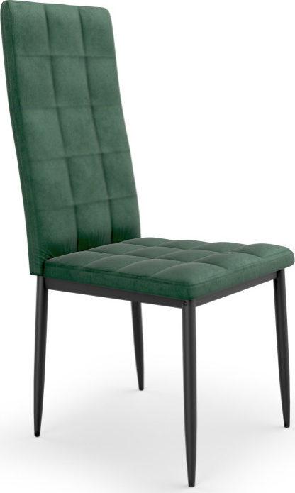 Halmar Jídelní židle K415 - zelená